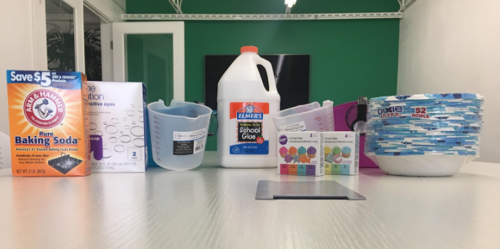 The Milagro Center - Slime Ingredients
